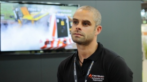 Jamie Green, Technical Director, Fireward