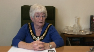 Pat Witherspoon, Mayor of Redditch