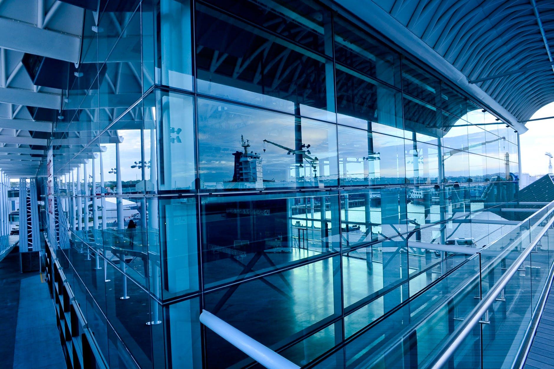 airport architecture building building exterior